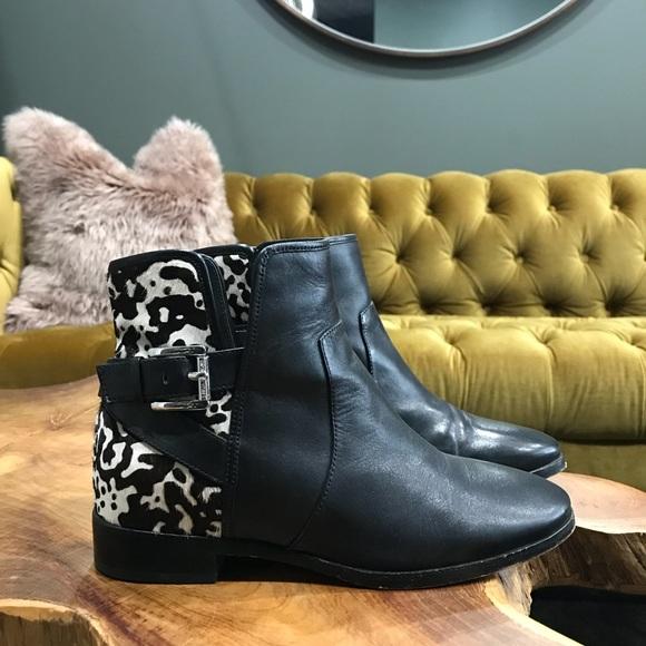 Michael Kors Shoes - Michael Kors Calf Hair Bootie